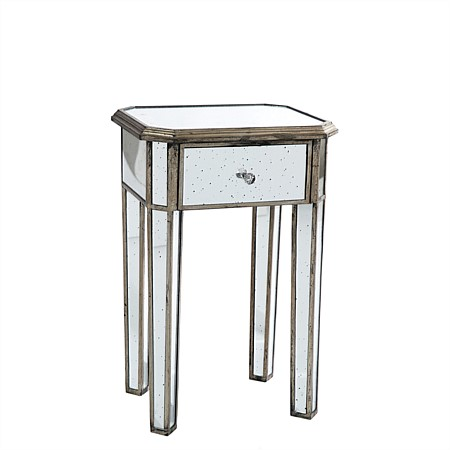 Design Republique Morgan Mirrored Bedside