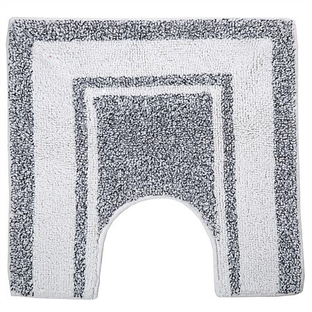 Home Chic Trish Border B&W Cotton Surround