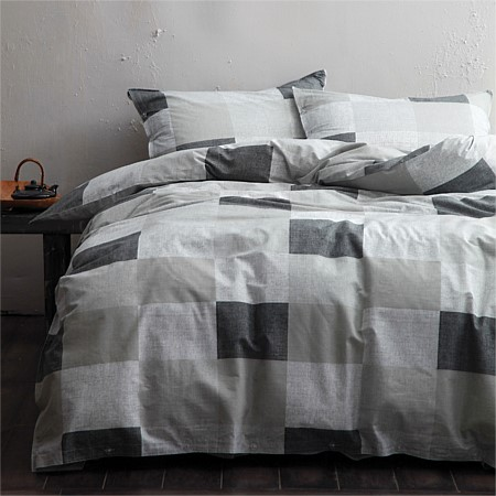 Murphy Grey Duvet Cover Set