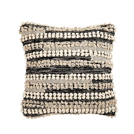 Design Republique Cade Tufted Textured Cushion