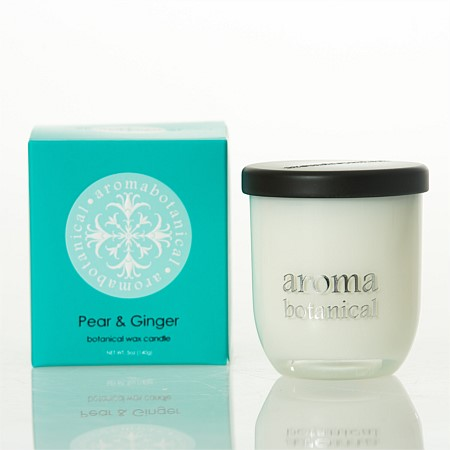 Aromabotanical 140g Candle - Pear & Ginger