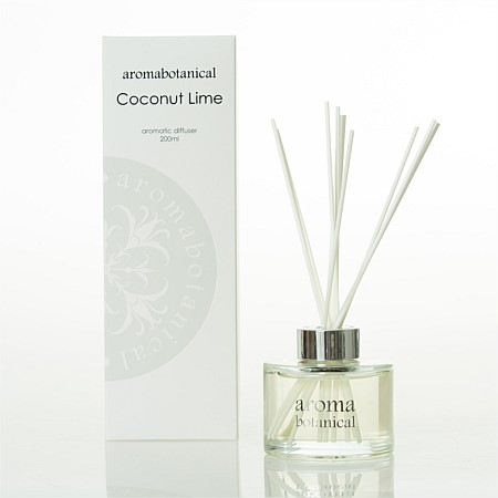 Aromabotanical 200ml Diffuser - Coconut & Lime