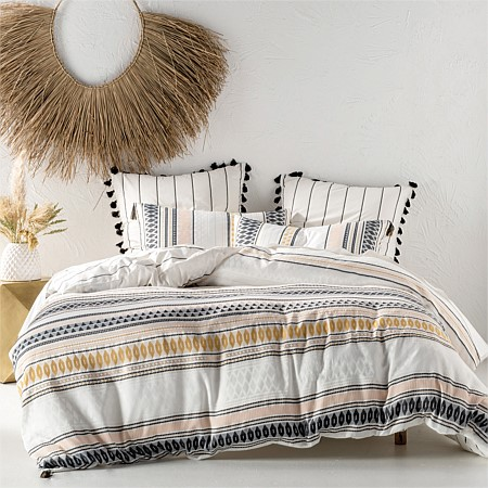 A La Mode Khali Chai Duvet Cover Set