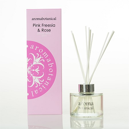 Aromabotanical 200ml Diffuser - Freesia & Rose