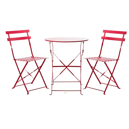 bb&b Outdoors Cafe Table & Chair Set