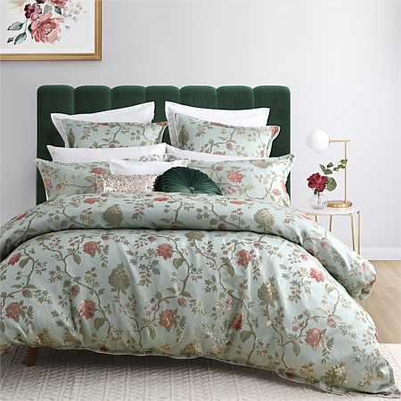 Platinum Hartley Mist Duvet Cover Set