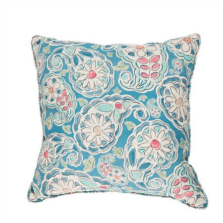 Design Republique Circle Pattern Cushion