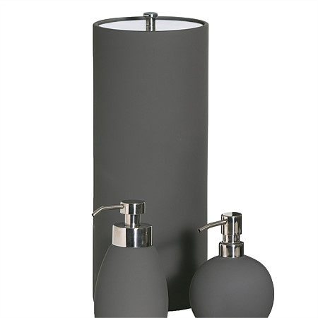 Charcoal Toilet Roll Holder