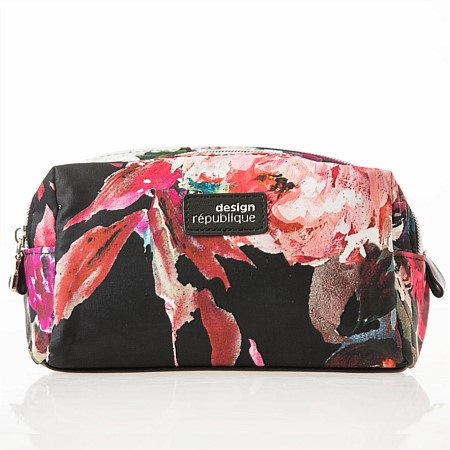 Design Republique Isabella Square Cosmetic Bag