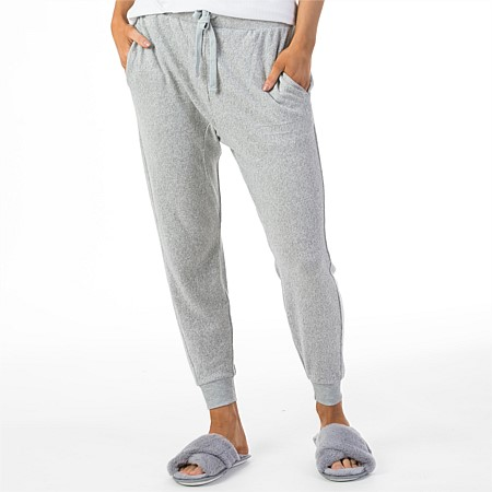 Simple & Sunday Knit Drop Crotch Pants