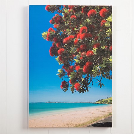 Design Republique Lazy Days Pohutukawa Wall Art