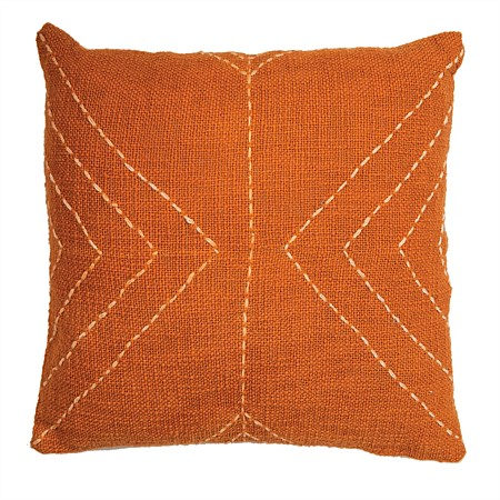 Solace Riley Textured Cushion