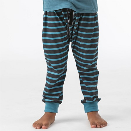 bb&b Sleep Boys Stripe Drop Crotch Pant