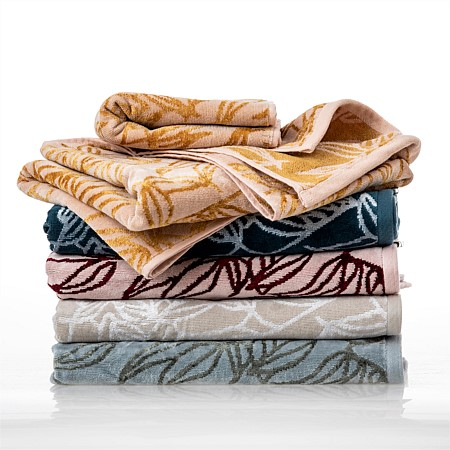 June & Jupiter Bamboo Cotton Velour Hand Towel