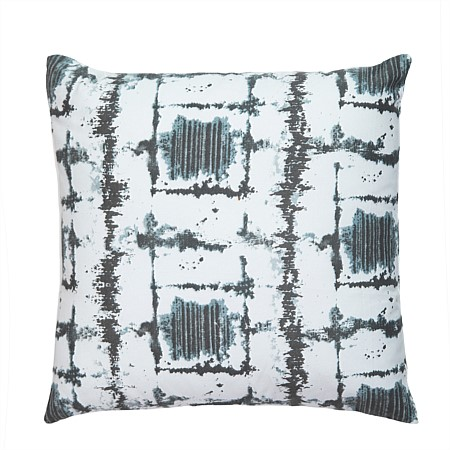 Home Co Carina Check Printed Cushion