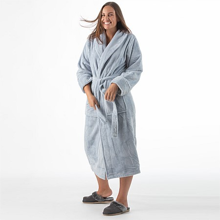 Solace Luxe Honeycomb Bathrobe