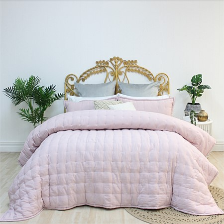 Design Republique Camila Stitched Comforter Set