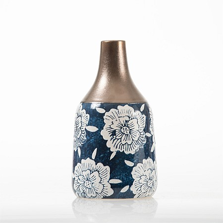 Design Republique Liberty Floral Vase