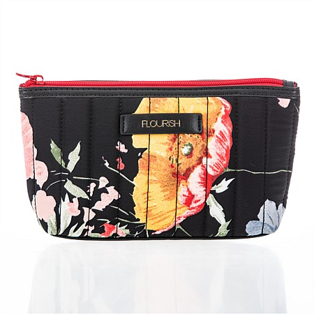 Flourish Dalilah Square Cosmetic Bag