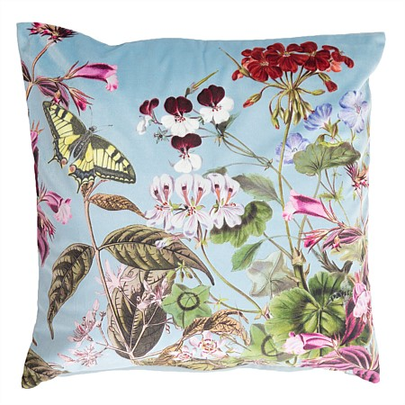 Design Republique Lara Pink Floral Cushion