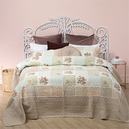 Solace Serenity Patchwork Coverlet