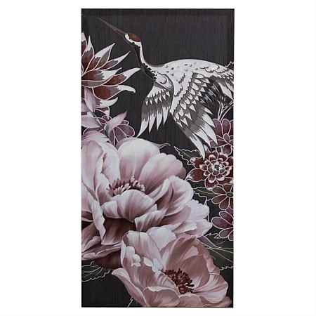 Design Republique Kyoto Crane Wall Art