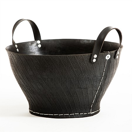Design Republique Blake Recycled Rubber Planter