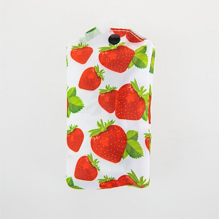Flourish Tote Bag Strawberries