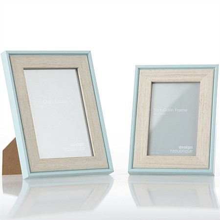 Design Republique Soft Grain Frame Blue