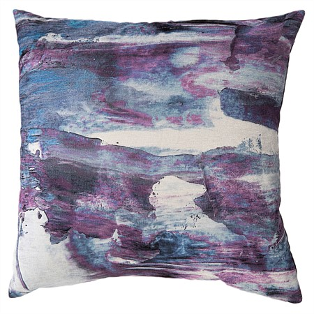Solace Lorna Painted Cushion