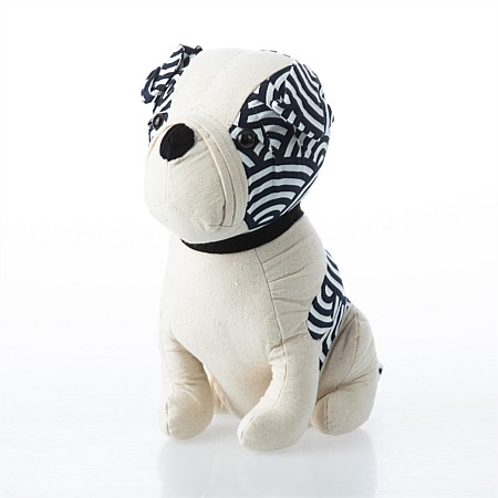Home Co. Celia Sitting Dog Door Stop
