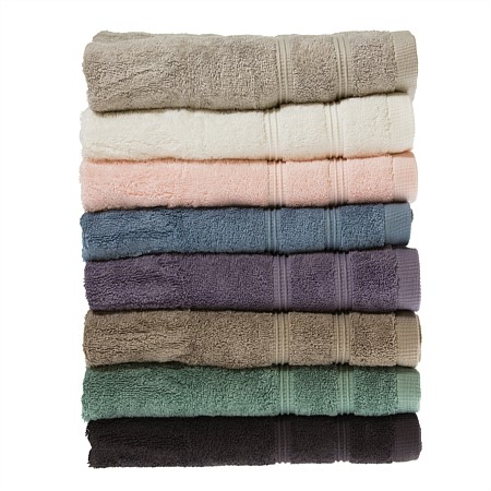 Design Republique Bamboo Cotton Bathmat