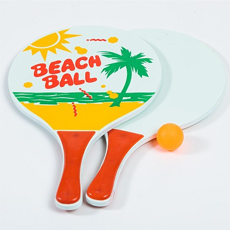 bb&b Outdoor Wooden Smashball Set