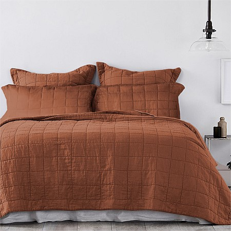 Ardor Harley 120GSM Washed Cotton Coverlet