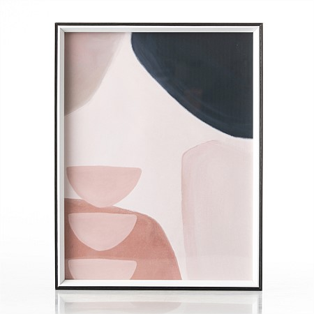 Solace Abstract Geometry Wall Art