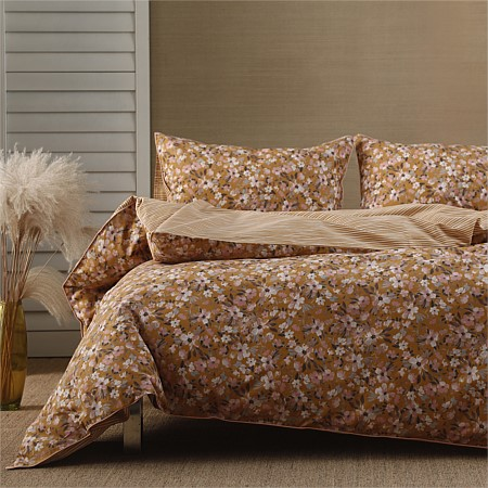 Into Home Darlene 100% Cotton Duvet Cover Set
