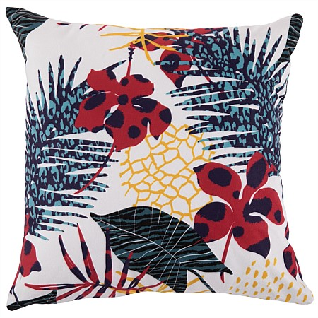 Design Republique Emery Floral Cushion