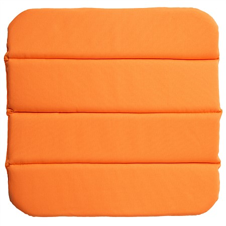 Seaside Supplies Raglan Seat Pad Orange