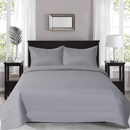 Solace Layla Quilted Coverlet