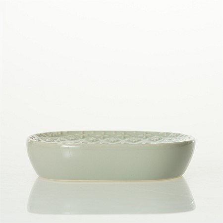 Home Co. Nora Emboss Soap Dish