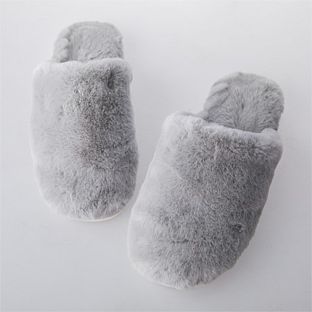 bb&b Sleep Womens Fluff Slippers
