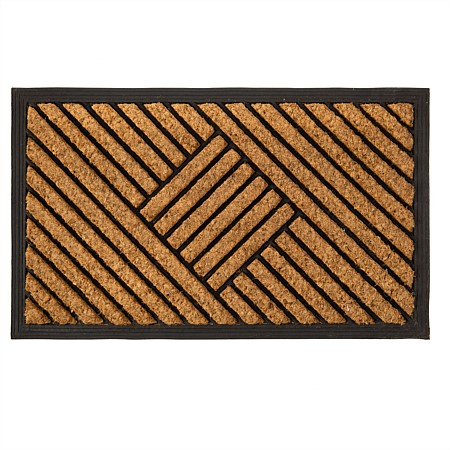 Home Co. Bishop Rubber Mat With Coir