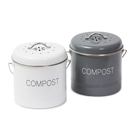 Home Essentials Compost Bin 3.5L
