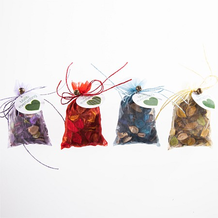 Everlasting Pot Pourri Organza Bag