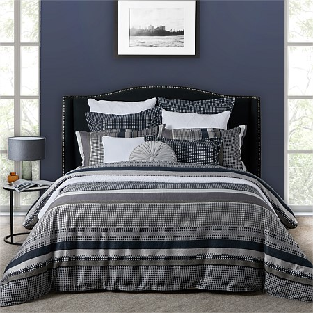 Private Collection London Polyester Cotton Duvet Cover