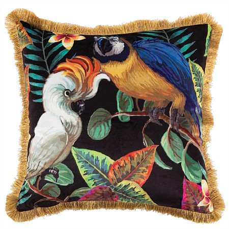 Design Republique Cora Parrot Cockatoo Cushion
