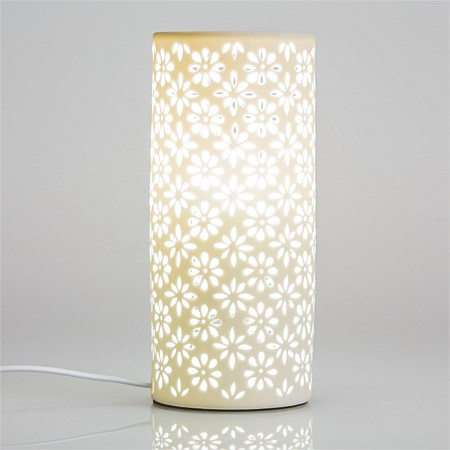 Samara Flower Cut Out Lamp