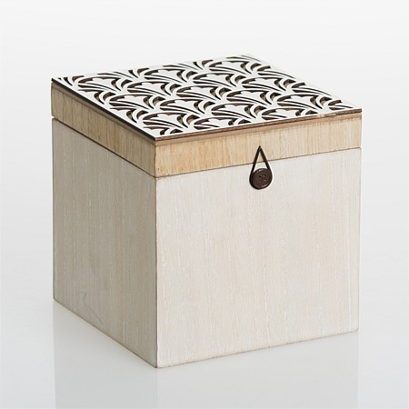 Home Chic Ruby Cut Out Storage Box