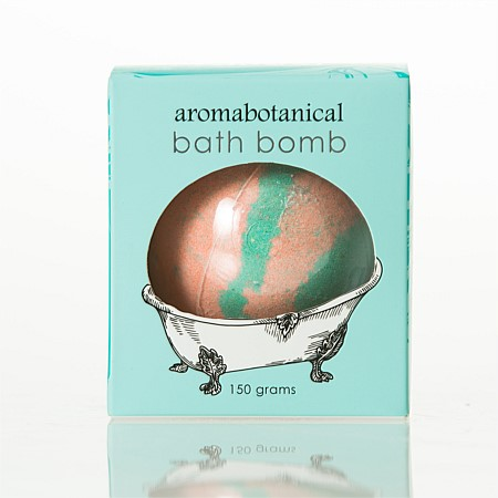 Aromabotanical 150g Bath Bomb - Pear & Ginger