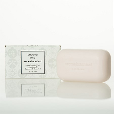 Aromabotanical 200g Boxed Soap - Coconut & Lime
